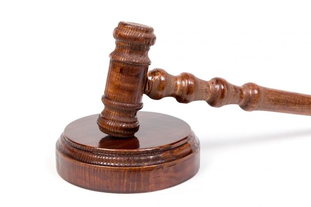 Молоток для судьи и проведение аукционов.