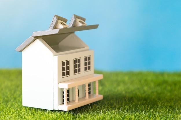 Схема основных элементов жилого дома.