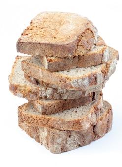 スライスしたパンの分離