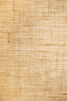 目に見える繊維が付いている縦の袋の質感(半透明)。