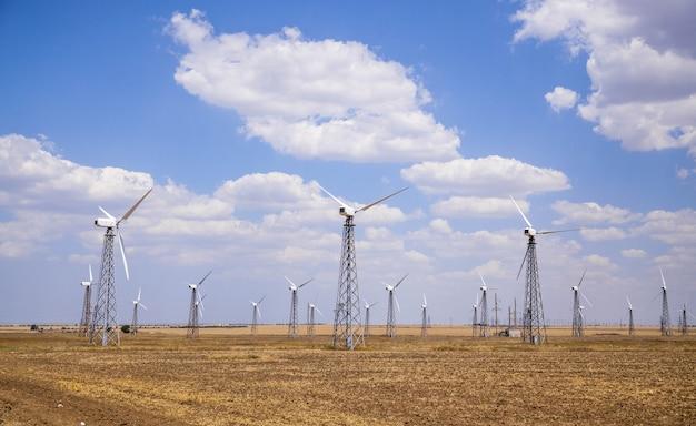 風力発電機、風力発電所