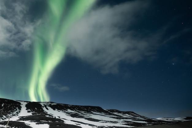 Северное сияние северного сияния