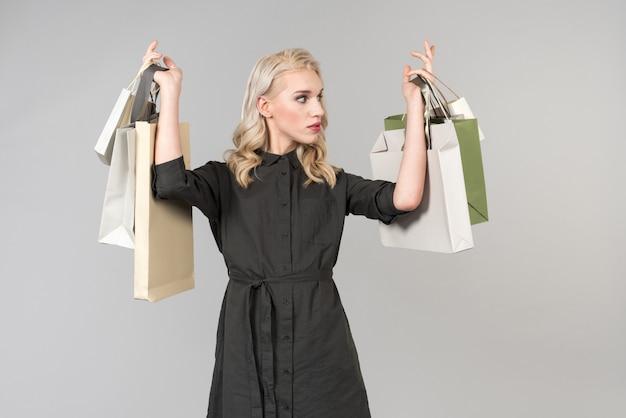 Леди шоппинг