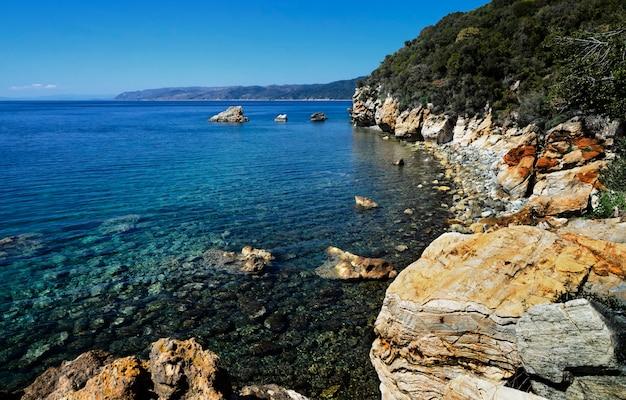 ギリシャの美しい自然
