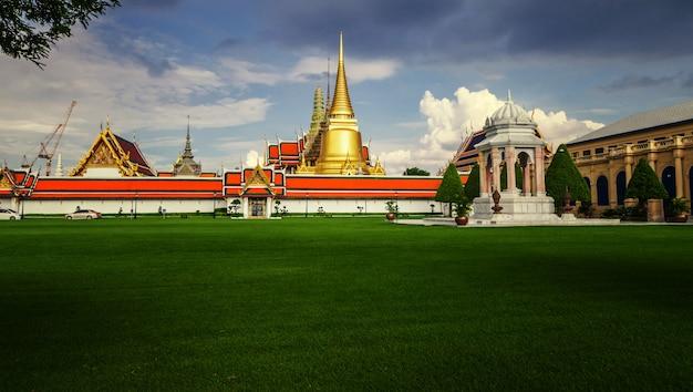 ワットプラケオ寺院、バンコク、タイ