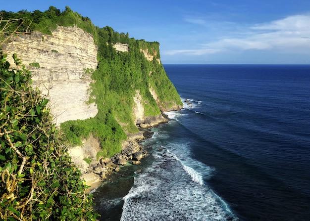 インドネシア、バリ島のプラルフルウルワツ寺院