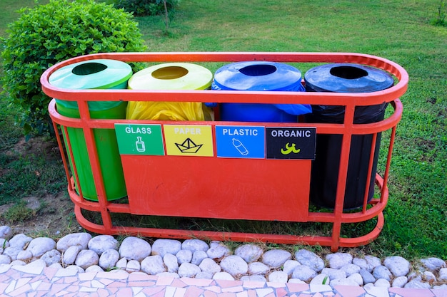 Ковши для сортировки отходов