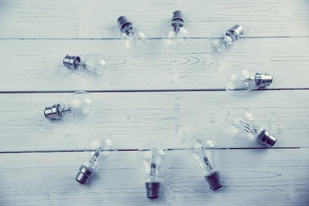電球形成フレーム