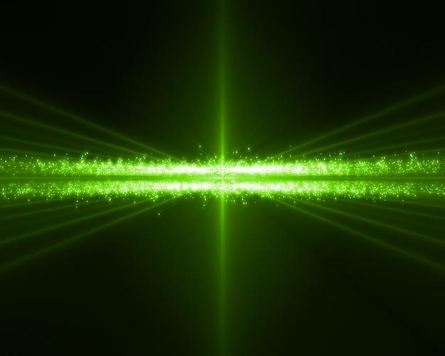 緑のバンドルの背景