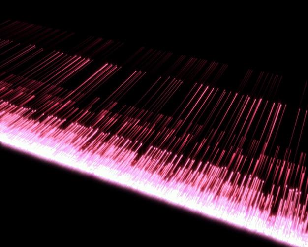 複数のピンク色の線の背景