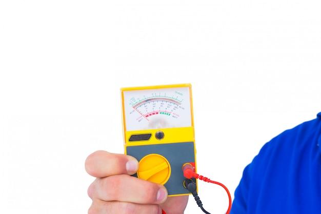 電気保有電圧試験機