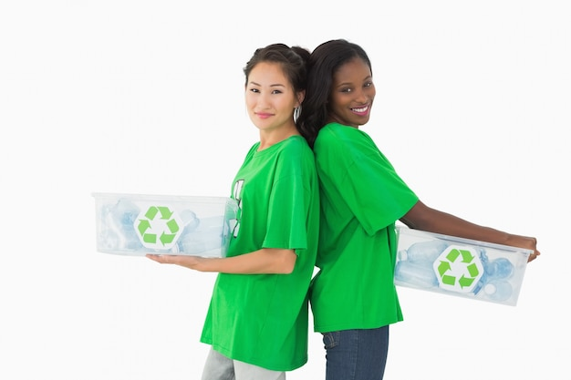 環境活動家チーム