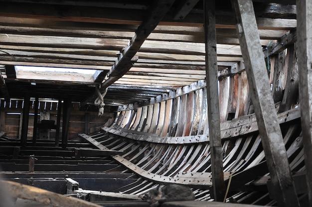 ボートビルディング