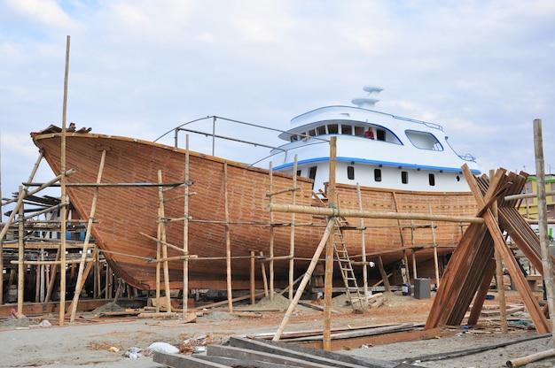 ボート建設
