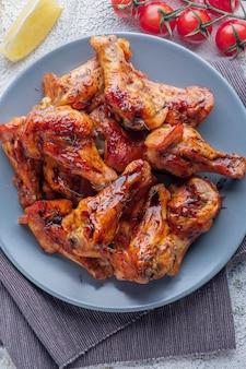 鶏肉の照り焼きソース。