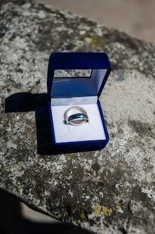結婚指輪ボックス