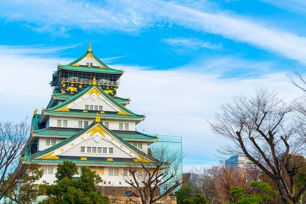 大阪の大阪城