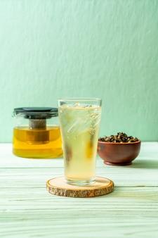 Холодный чай с жасмином