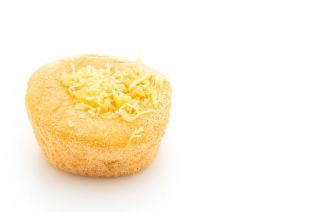 Бисквитный кекс с сыром