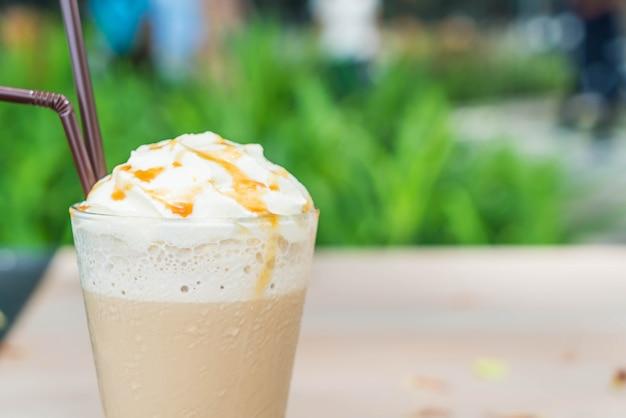 Замороженный кофе капучино