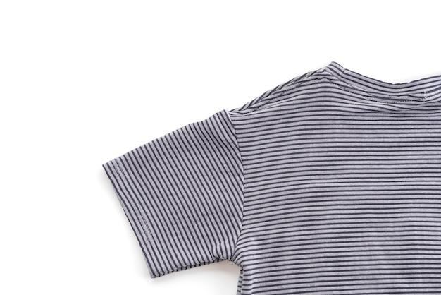 Рубашка. сложенная футболка