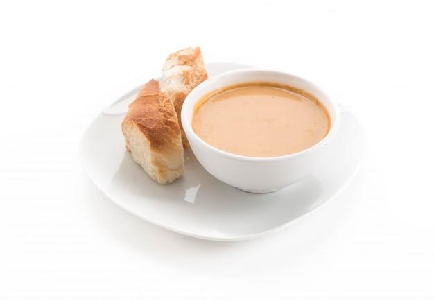 ロブスタースープ