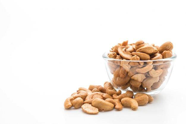 Жареные орехи кешью