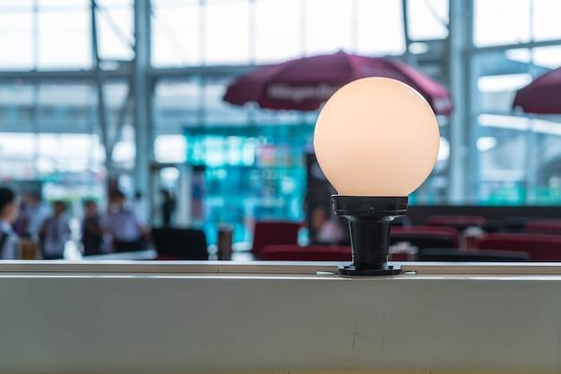 美しい光ランプ