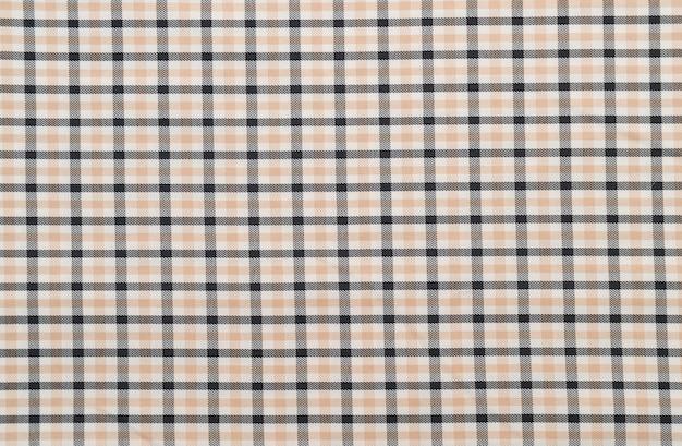 伝統的なスコットランドの灰色のタータンパターン