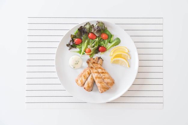 サバ魚ステーキ