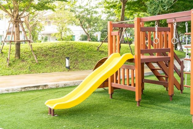 Детская детская площадка