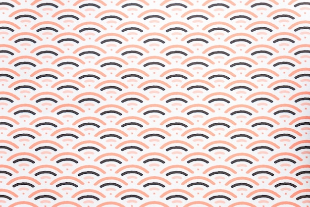 Текстура бумаги в виде рыбы
