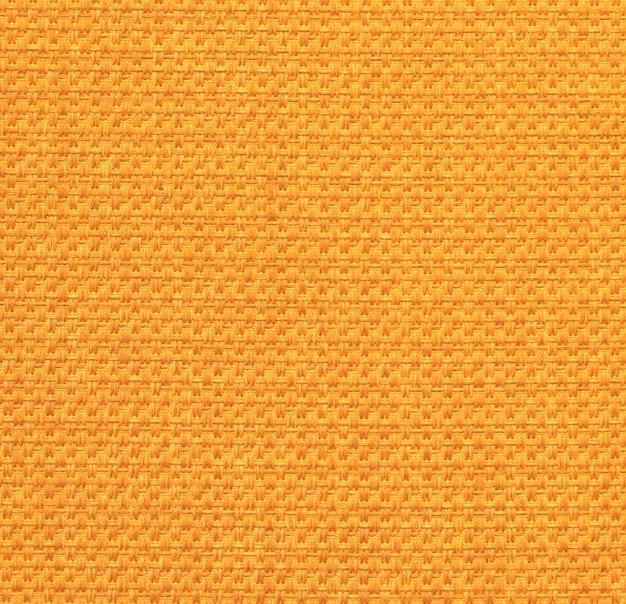 Оранжевая текстура ткани
