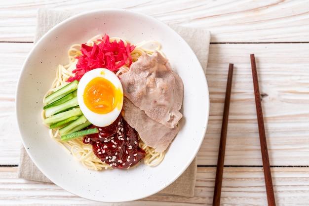 ビビムネンミョン - 韓国風冷やし麺