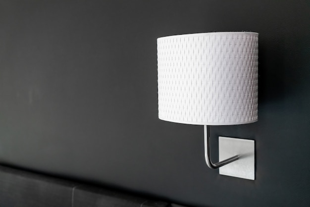寝室の光ランプの装飾