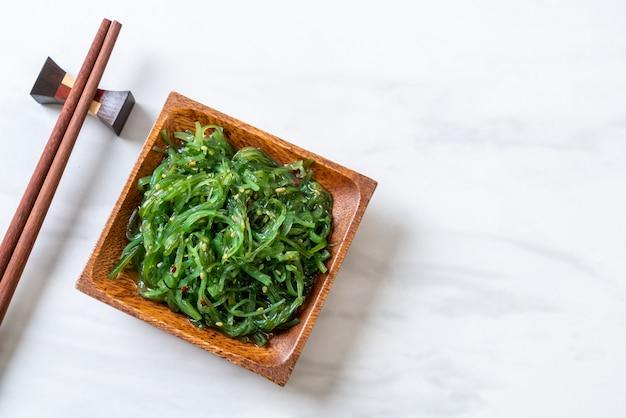 海藻サラダ和風