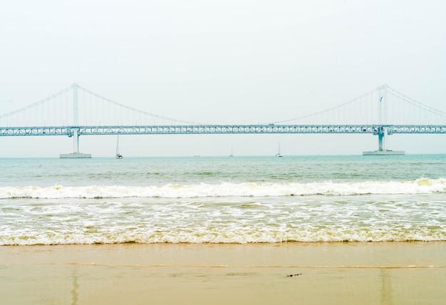釜山の広安橋