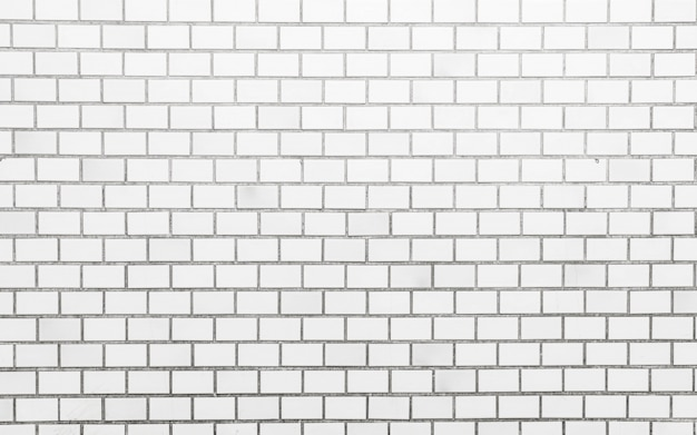 タイルレンガの壁のテクスチャ