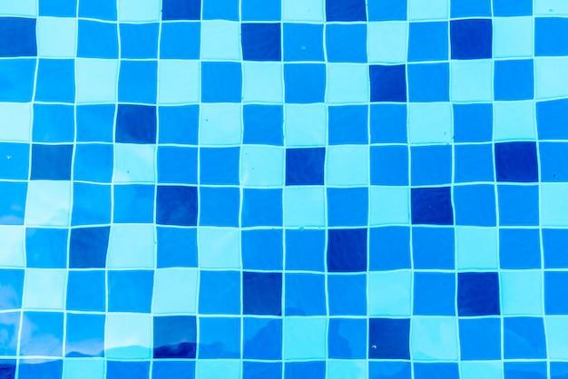 スイミングプールの表面の背景