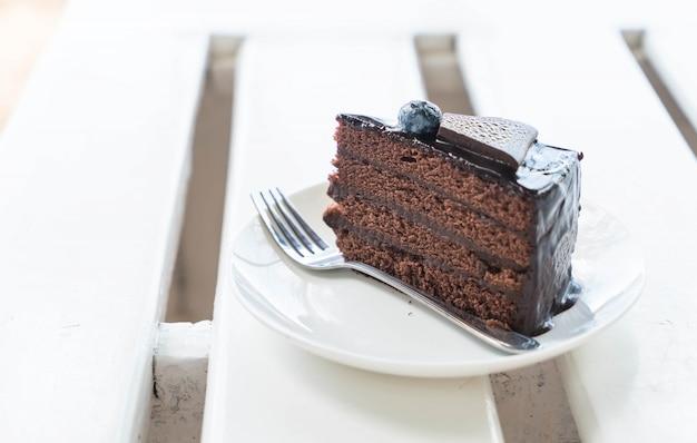 チョコレートパッジケーキ