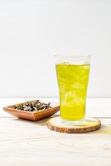 アイス日本茶