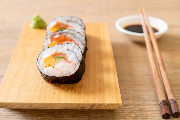 巻き寿司巻き
