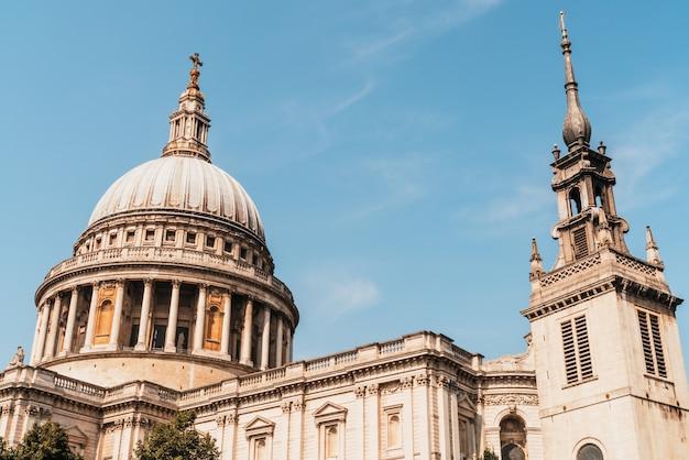 Собор святого павла в лондоне.