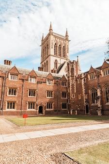 ケンブリッジの美しい建築セントジョンズカレッジ