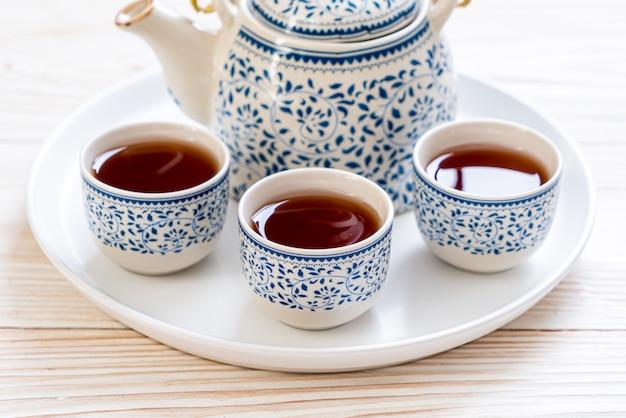 美しい中国茶セット