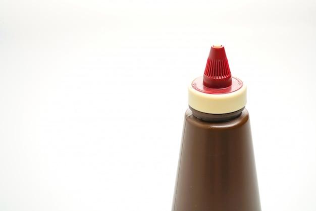 Бутылка соуса для барбекю