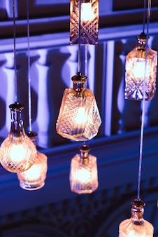美しい天井灯電球