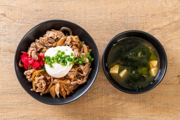 玉子丼(どんぶり)-和食