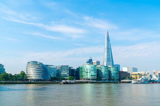 Финансовый район лондона