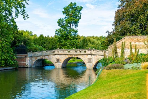 ケンブリッジのカム川に架かる橋